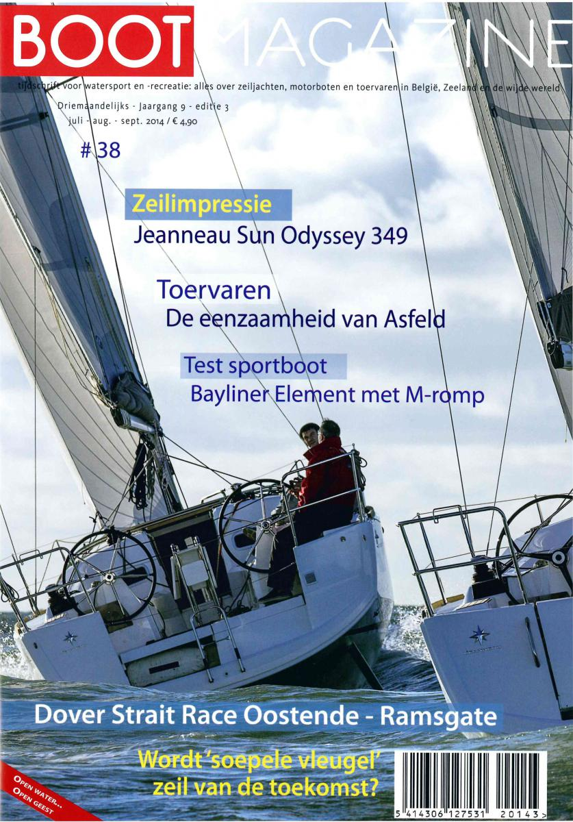 Lees Boot Magazine nr 38