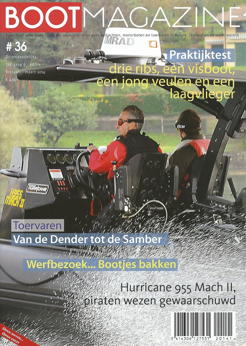 Lees Boot Magazine nr 36