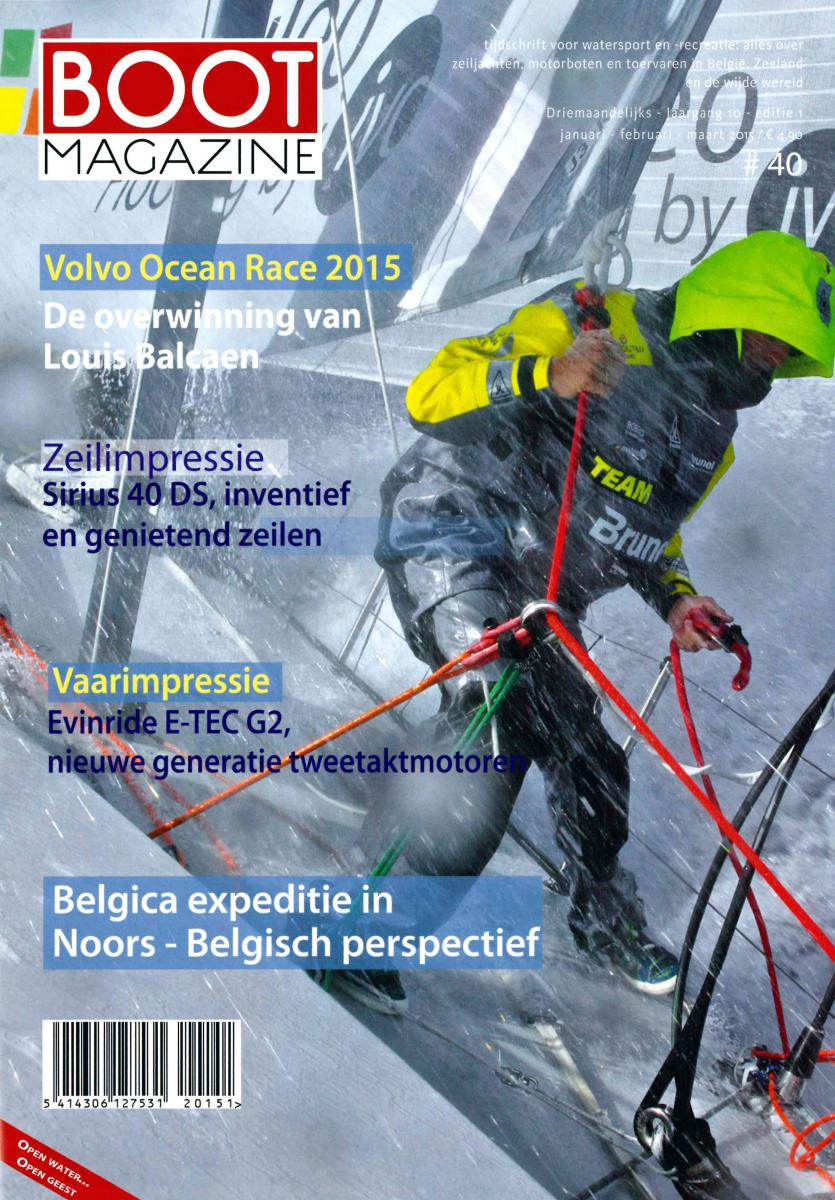 Lees Boot Magazine nr 40