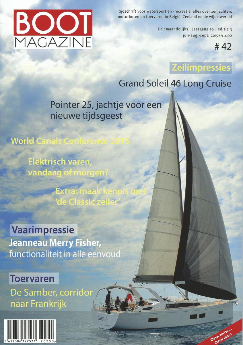 Lees Boot Magazine nr 42
