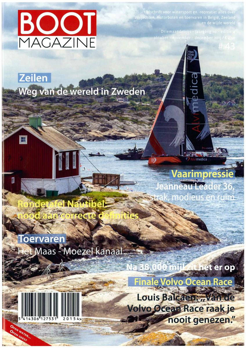 Lees Boot Magazine nr 43