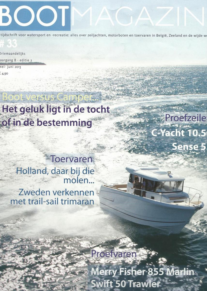 Lees Boot Magazine nr 33