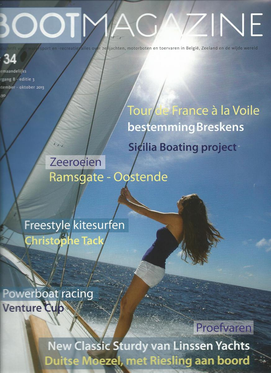 Lees Boot Magazine nr 34