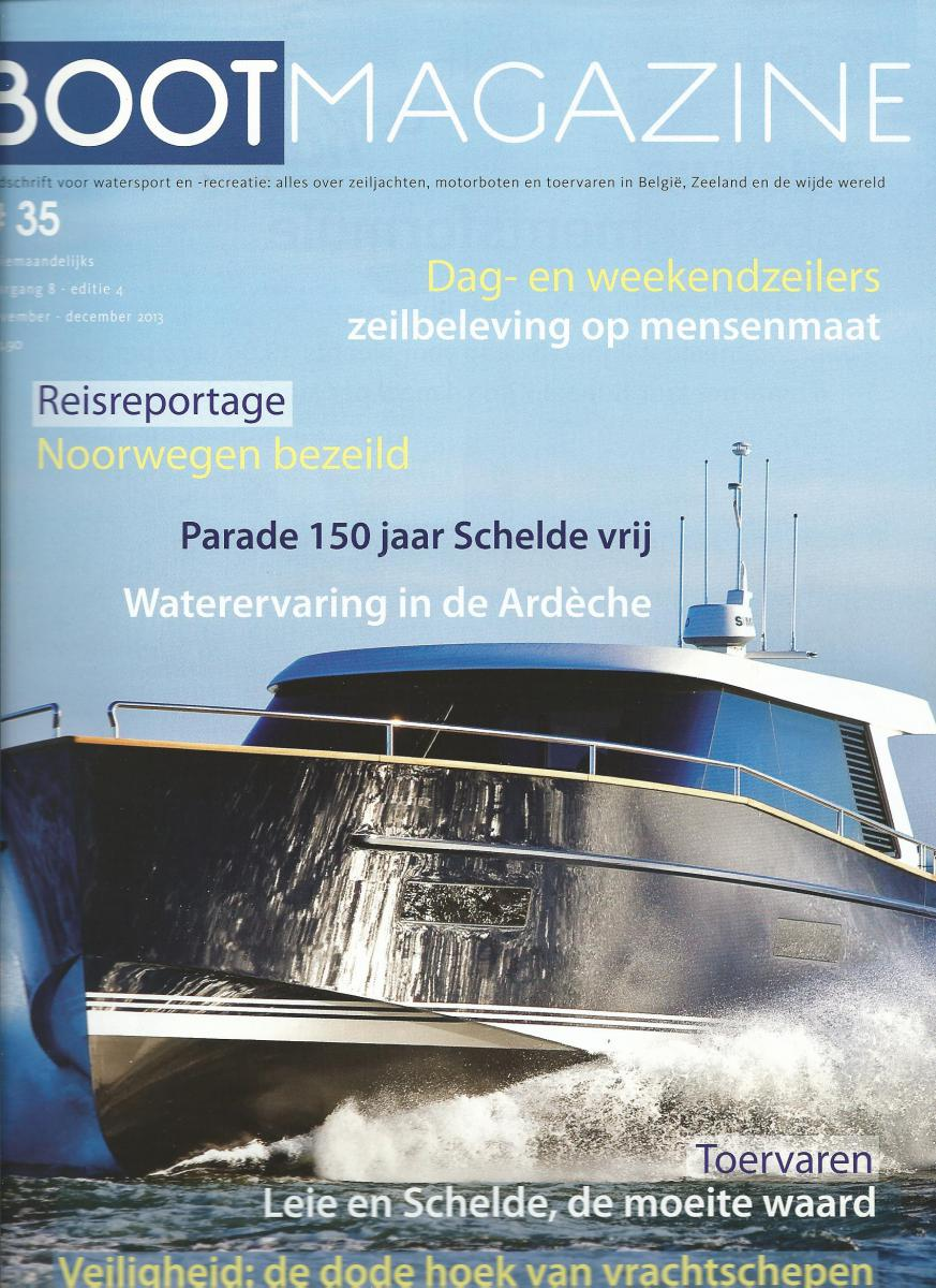 Lees Boot Magazine nr 35